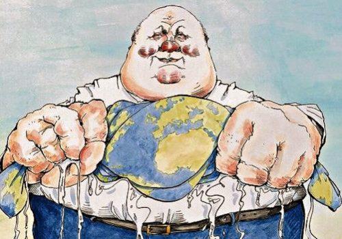 III Guerra Mondiale: è in atto. È una guerra di classe tra coloro che hanno il potere e tutti quanti gli altri visti come consumatori (inutili) delle risorse del pianeta. Il potere? È privato! Il più numeroso e tecnologicamente avanzato esercito del mondo è proprietà privata, come anche servizi segreti che rispondono esclusivamente ai loro investitori.